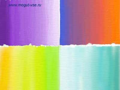 Растяжка цвета на волосах: фото окрашивания от темного к 34