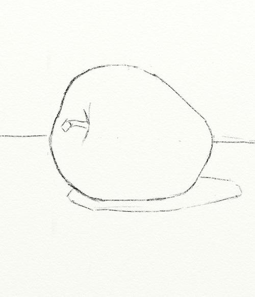 Рисуем яблоко отсекая лишнее